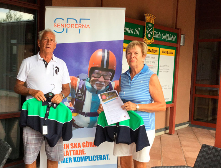 SPF Seniorerna Gästrikland DMI Golf