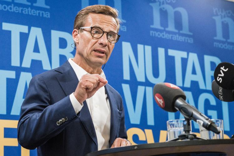 """Moderaternas valmanifest: lika skatt """"bör"""" införas"""