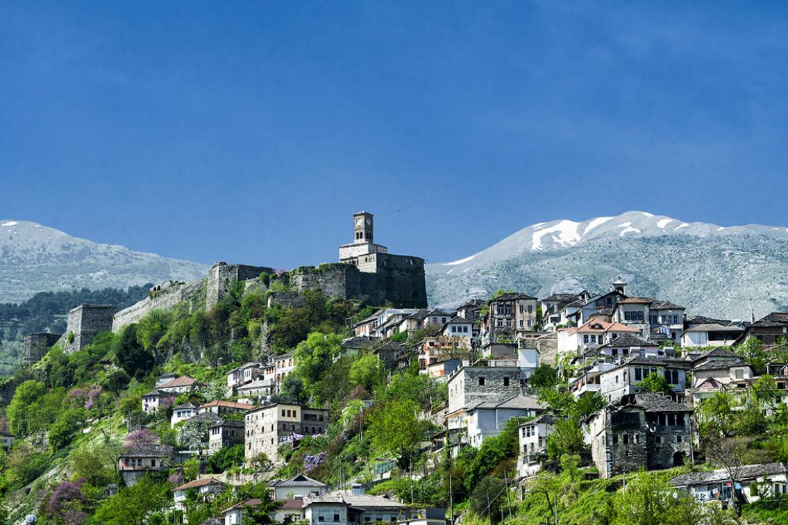 Hemliga Albanien