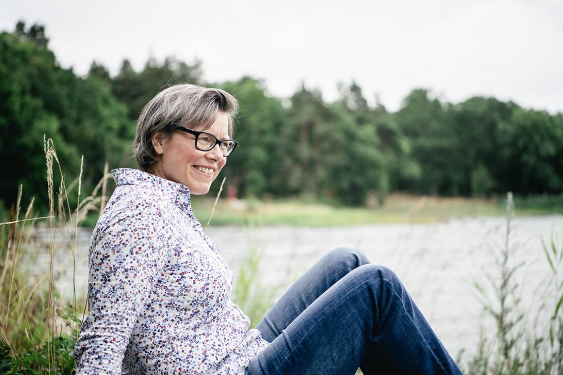 """Lena Andersson: """"Folkhemmet bar på sin egen upplösning"""""""