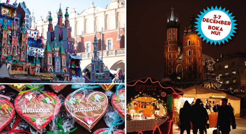 Julmarknad+i+Krakow