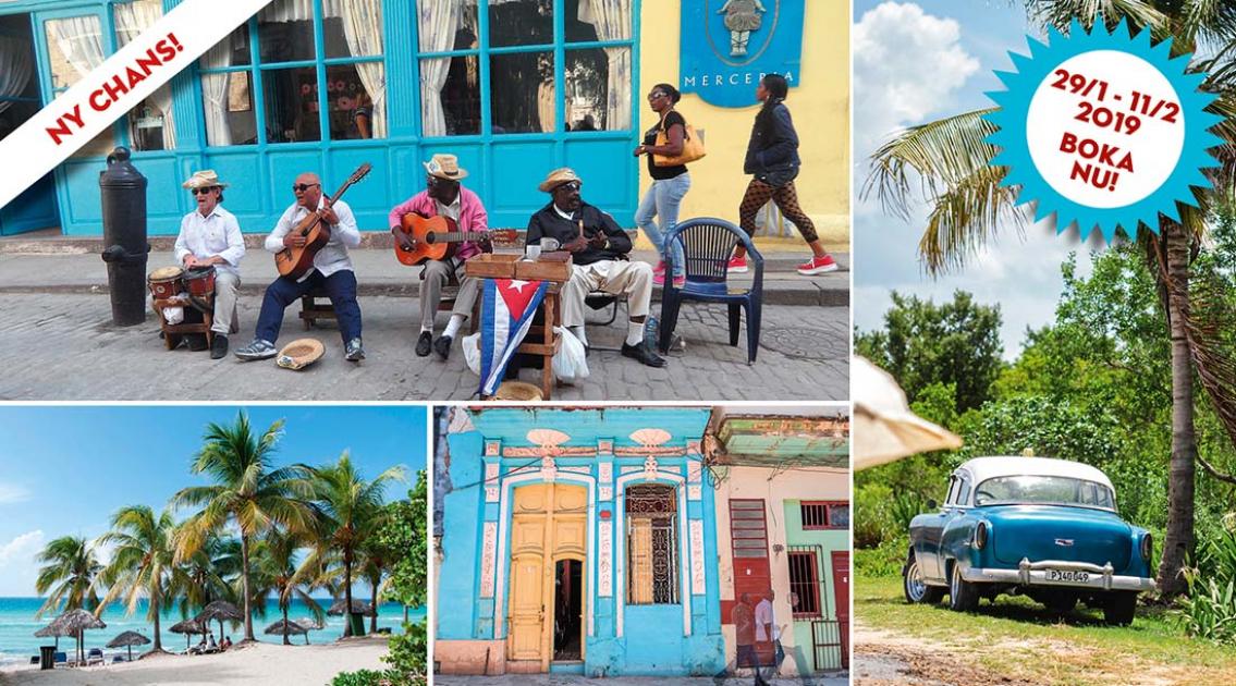 Kuba – En drömresa
