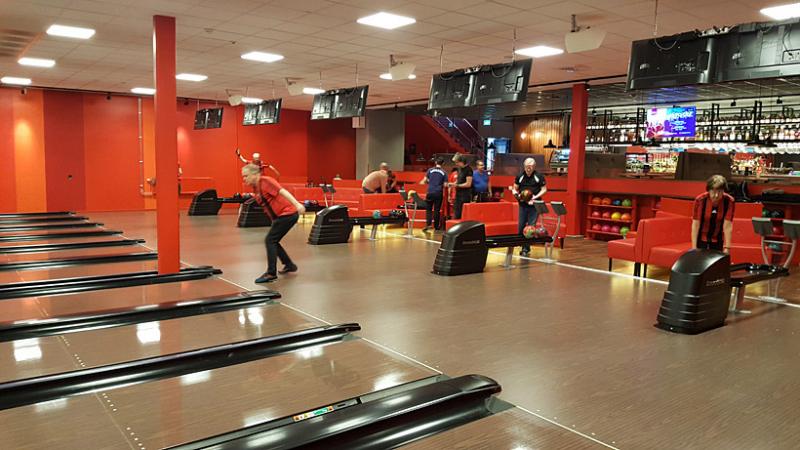 Nu är allt klart inför förbundsmästerskapet i bowling!