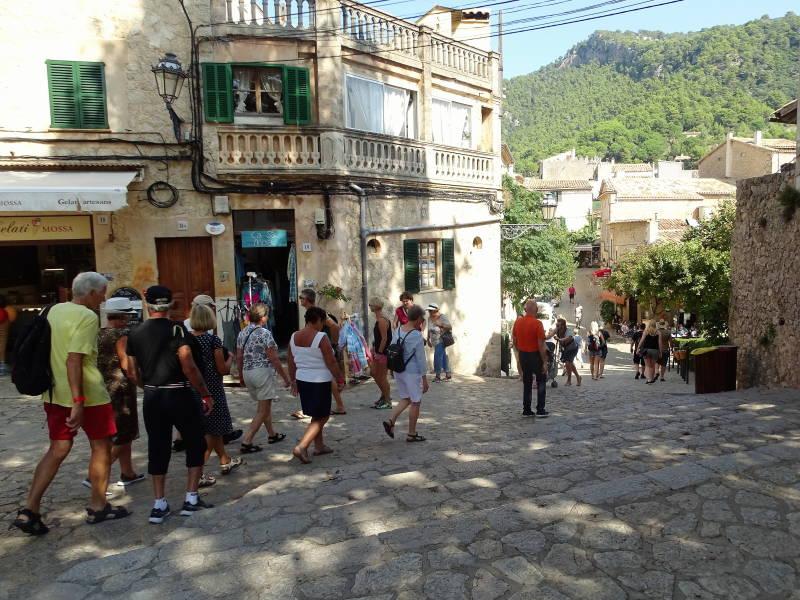 Skurups seniorer på Mallorca