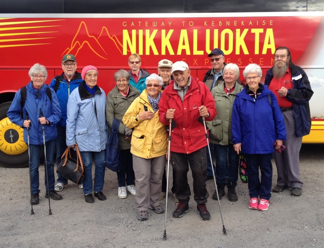 SPF Kiruna höstupptakt
