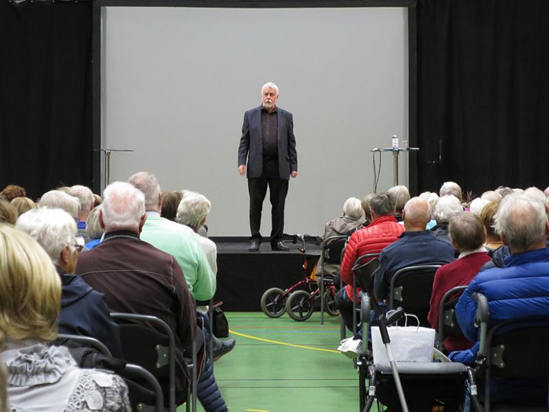 SPF Seniorerna Falun på 60plusmässan – succé på nytt!