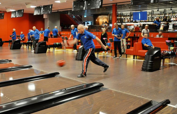 Bowlingfest i fyra dagar