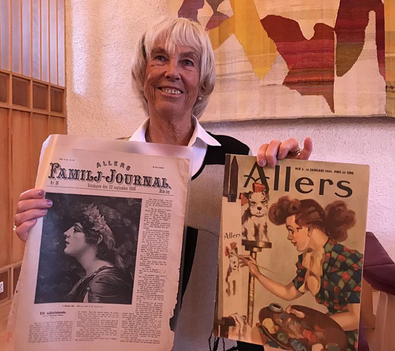 Veckotidningar från förr – inte skvaller utan folkbildning
