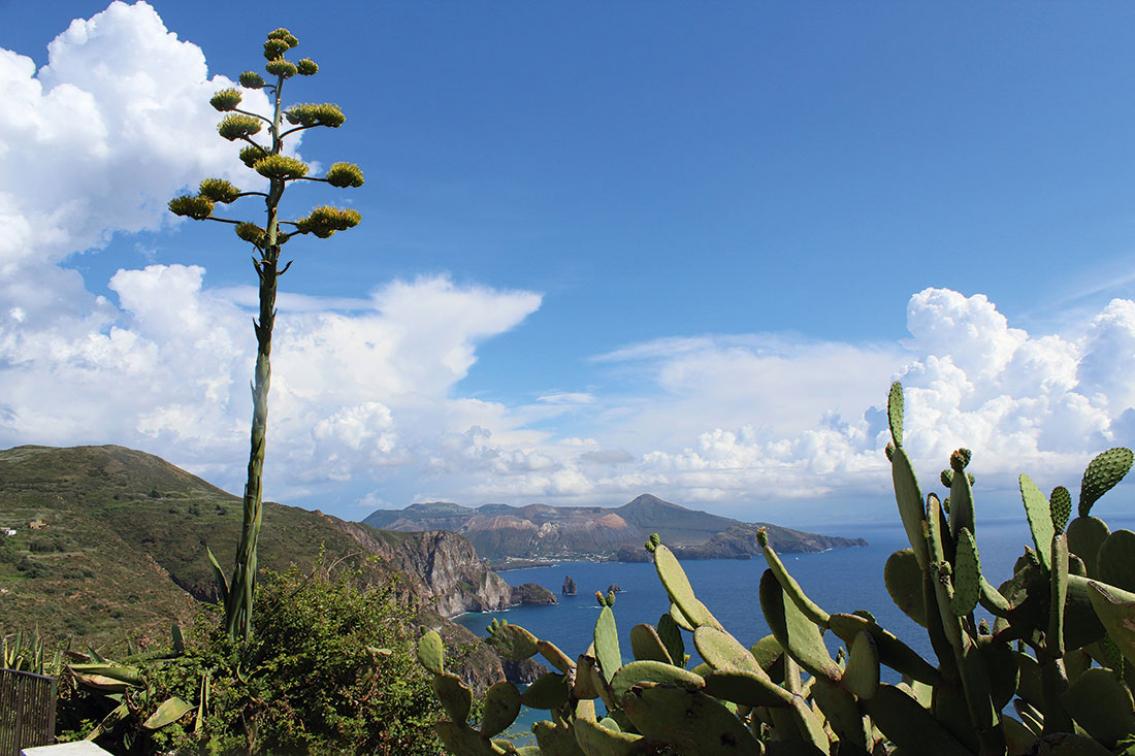 De vulkaniska paradisöarna