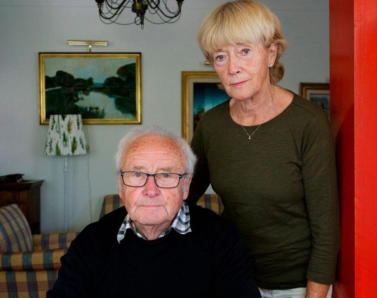 Makarna Kjell-Olof Feldt och Birgitta von Otter startade eget bokförlag