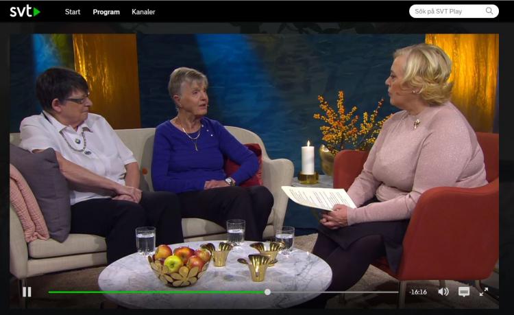Rogestam och Westerholm i Fråga doktorn