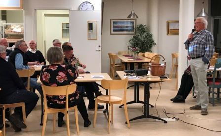 SPF Boren Borensbergs träff för nya medlemmar