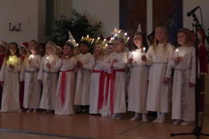 Adventsfirande och God Jul o Gott Nytt År