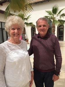 Ulla och Roger Sjöstrand