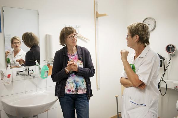 Seniorpatrull granskar vården