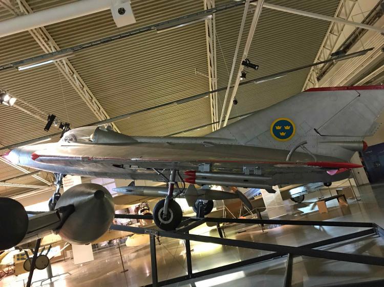 SPF Boren Borensberg  Besök på Flygvapenmuseet Malmslätt Linköping
