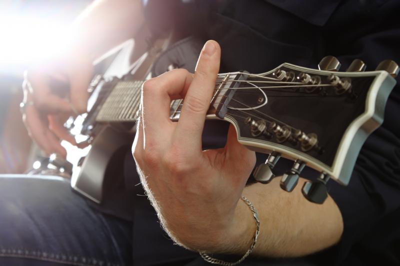 Rock n'Roll förstörde inte hörseln