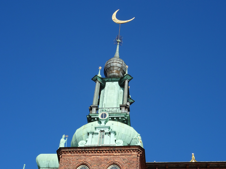 SPF Seniorerna Finspång´s resa till Stadshuset & Nationalmuseum Stockholm