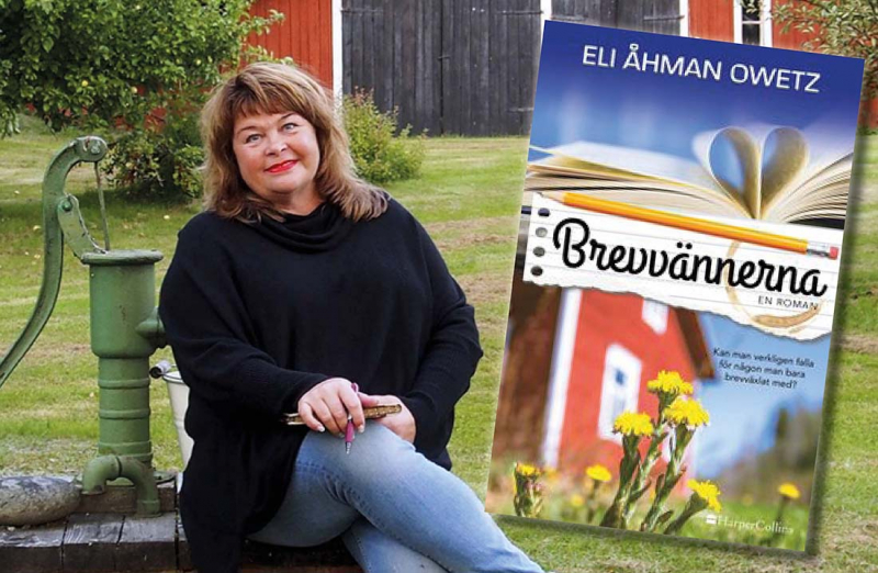 Passion i Eli Åhman Owetzs nya bok
