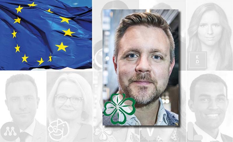 EU-valet: Hallå där Fredrick Federley, Centerpartiet