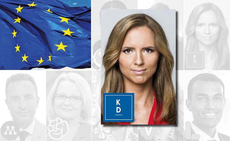 EU-valet: Hallå där Sara Skyttedal, Kristdemokraterna