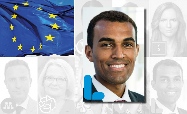 EU-valet: Hallå där Said Abdu, Liberalerna