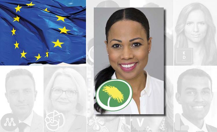 EU-valet: Hallå där Alice Bah Kuhnke, Miljöpartiet
