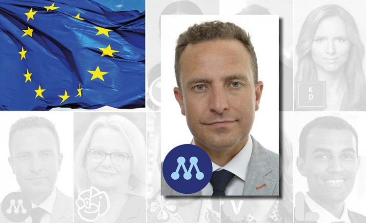 EU-valet: Hallå där Tomas Tobé, Moderaterna