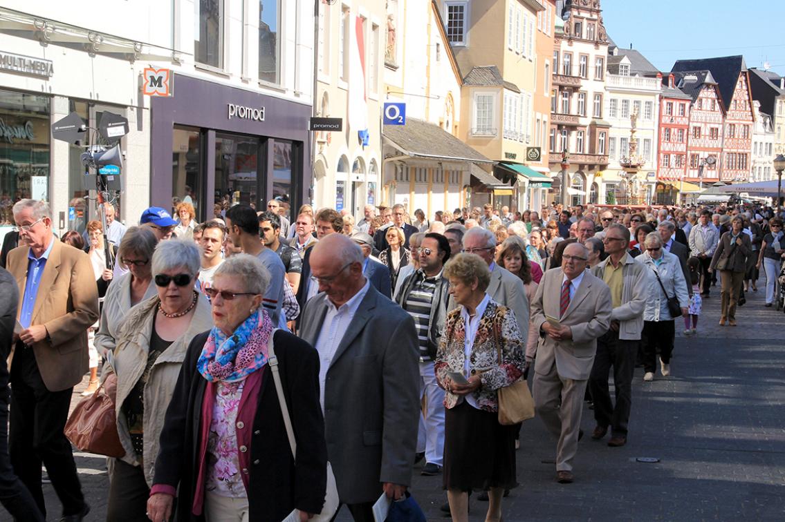 EU:s ödesfråga: Fler äldre i Europa