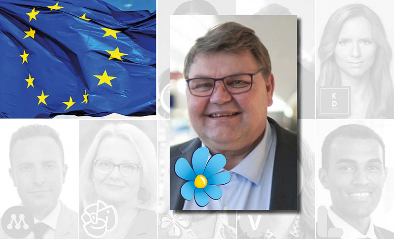 EU-valet: Hallå där Peter Lundgren, Sverigedemokraterna