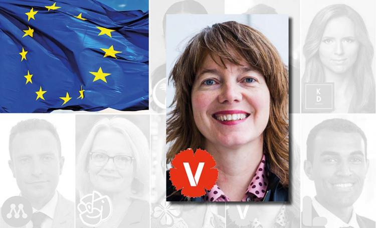 EU-valet: Hallå där Malin Björk, Vänsterpartiet