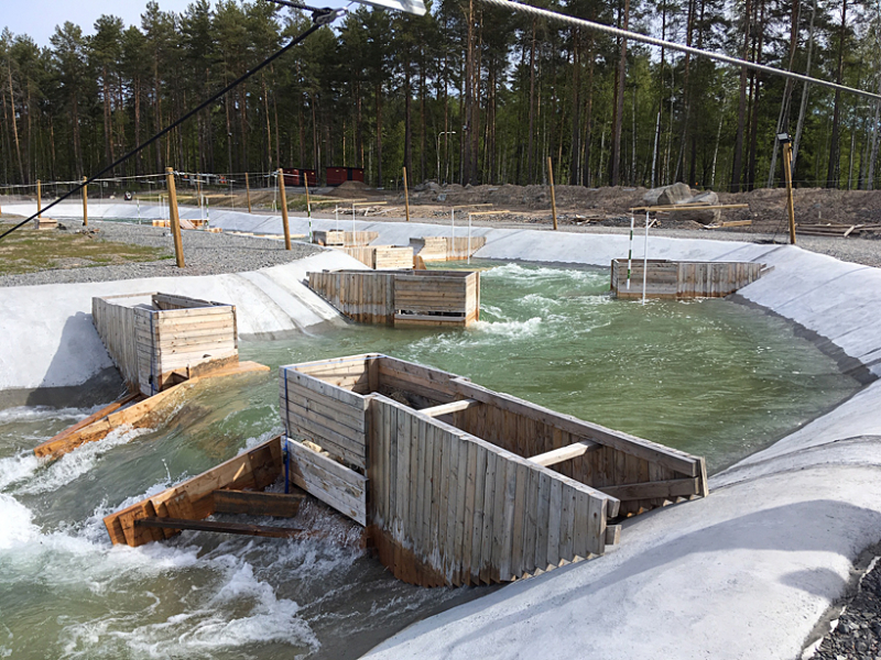 KGK-1 inom SPF Seniorerna Falun besökte Falu Viltvattenpark