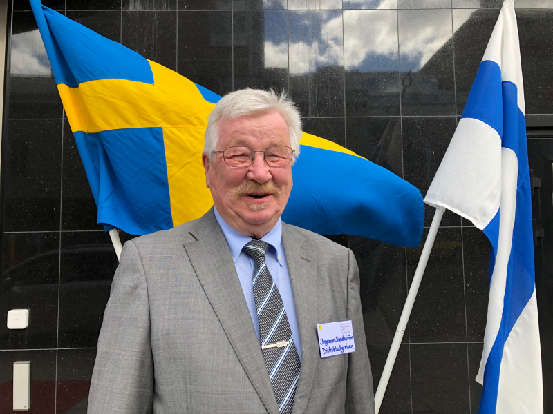 Unikt parlament: Finlands äldresak är vår