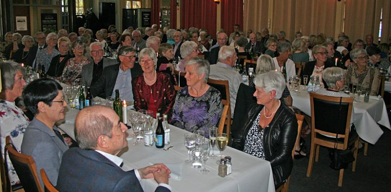 40 år i SPF Seniorerna Falun – vilken fest!