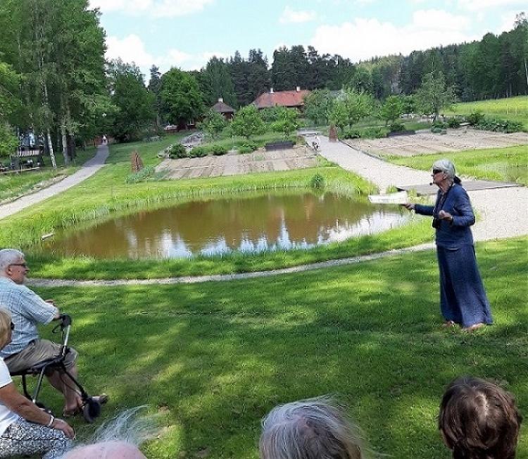 SPF Seniorerna Kiladalen har varit på landskapsresa till Dalarna