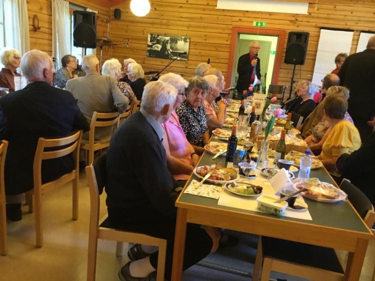 Tre Lågor Valbo firade 60-års jubileum
