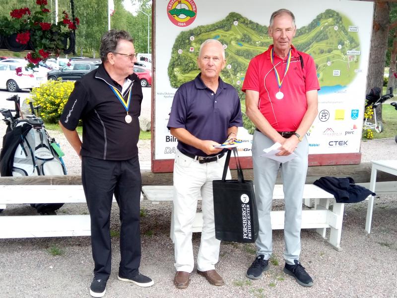 Fina framgångar för Falu- och Dala-spelare vid förbundsmästerskapen i golf