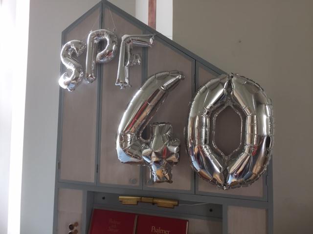 SPF Seniorerna Finspång firade 40 år