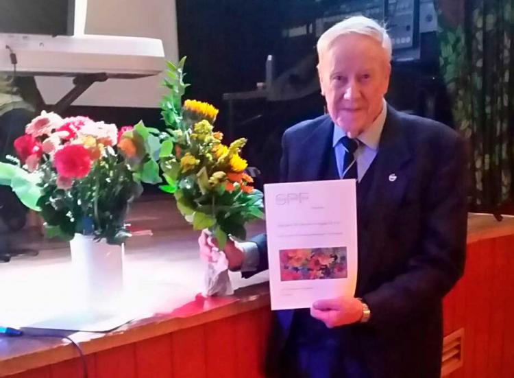 SPF Seniorerna Hogdal 70 år