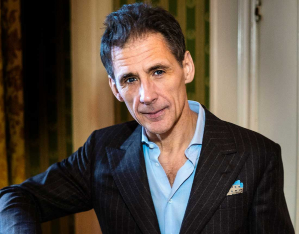 David Lagercrantz går i mål