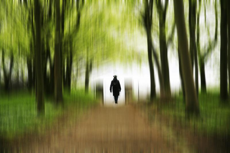 Utbredd ensamhet i äldreomsorgen
