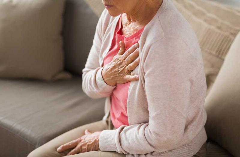 Njutning farligt för hjärtat?