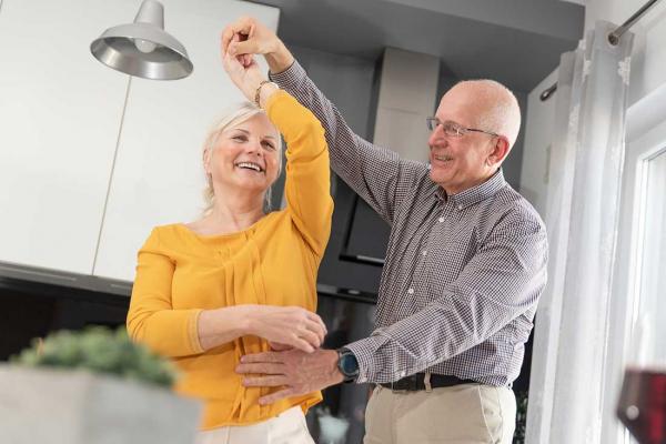 Dans – ett riktigt hälsopiller!