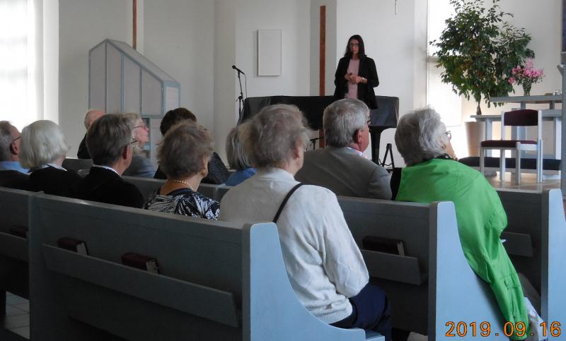 SPF Seniorerna Finspång månadsträff 'Sömnens Betydelse'
