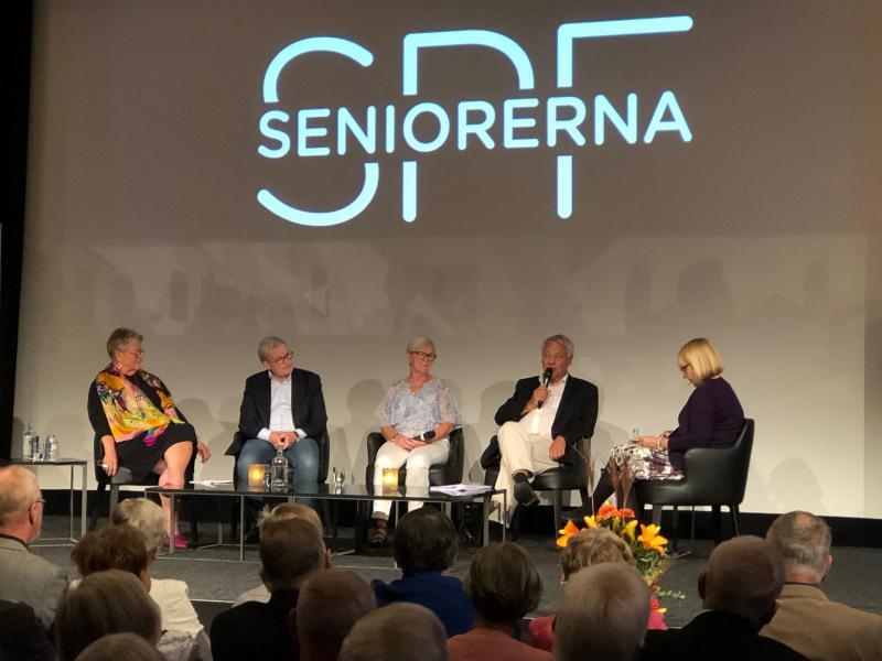 Framtiden i centrum när SPF Seniorerna firar 80