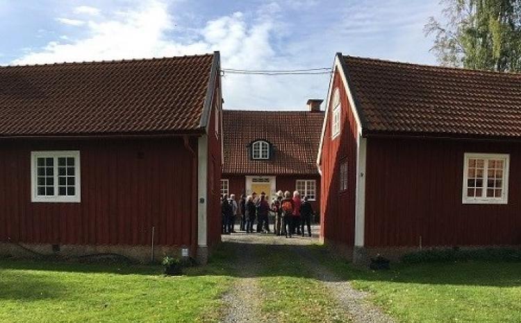 Vandring vid Sörby Gård och Bålsjön