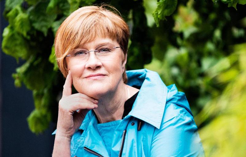 Marianne Cedervall – Från chef till bästsäljare