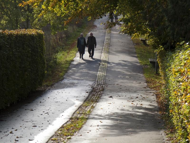 Svaga pensioner i Sverige efter 65