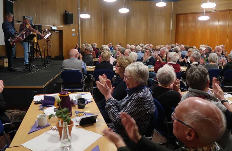 Månadsmöte 20 november med SPF Seniorerna Aktiv