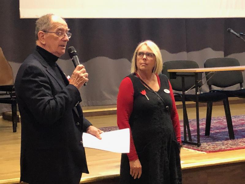 "Seniordag i Gävle: ""Vi har ett gemensamt uppdrag"""